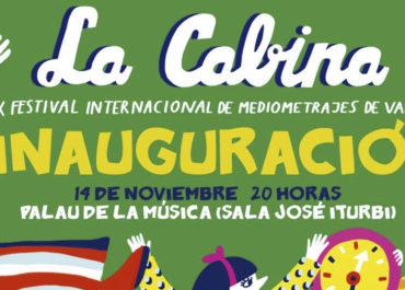 La Cabina: Festival Internacional de Mediometrajes