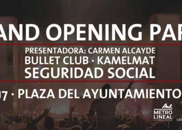 gran opening party hard rock café