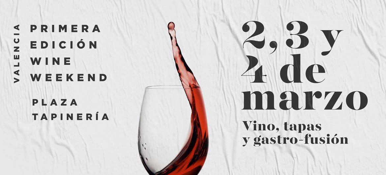 Wine Weekend Valencia