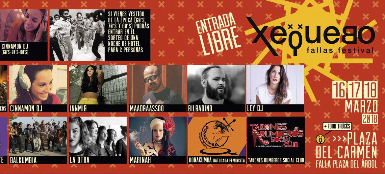 Xequebo Fallas Festival
