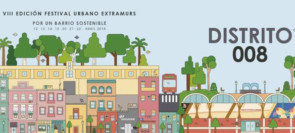 Distrito 008 - Extramurs