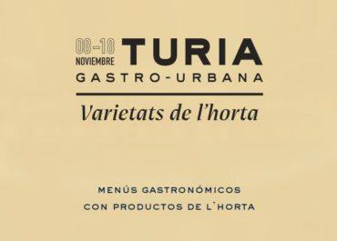 'Turia Gastro-Urbana | Varietats de l'horta'