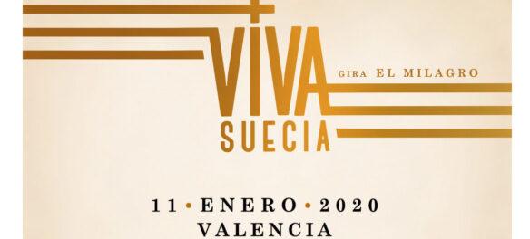 Viva Suecia en Valencia